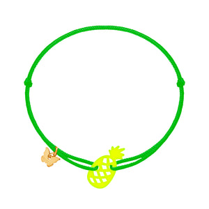 Tropic Candy Pineapple Bracelet