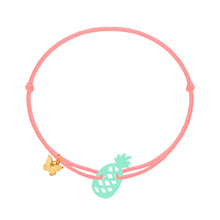 Load image into Gallery viewer, Tropic Candy Pineapple Bracelet
