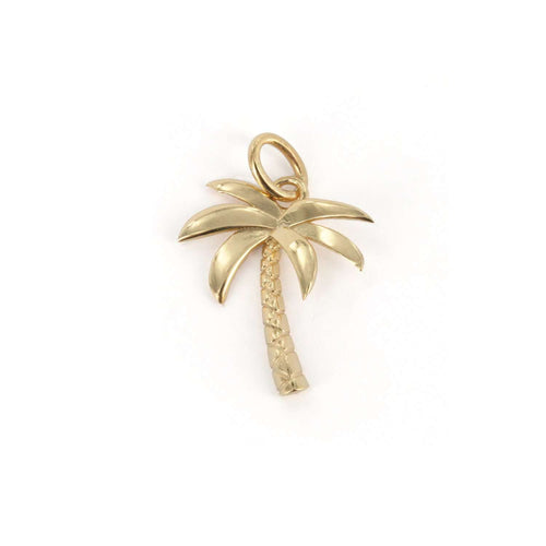 Big Palm Tree Charm - PENDANT - [variant.title]- Borboleta