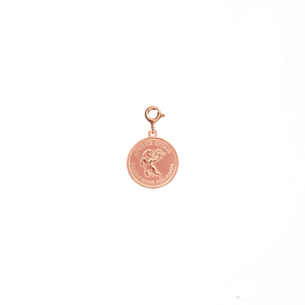 Memoire Collectable Angel Medallion Charm