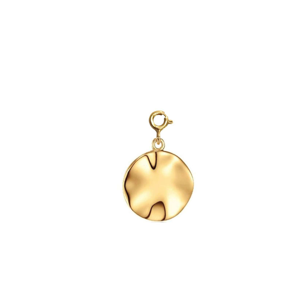Memoire Collectable Crushed Disc Charm
