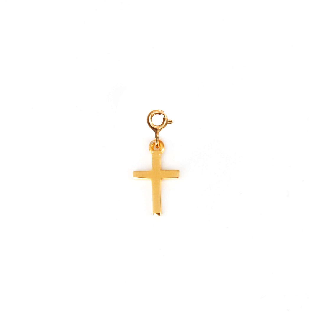 Memoire Collectable Small Cross Charm