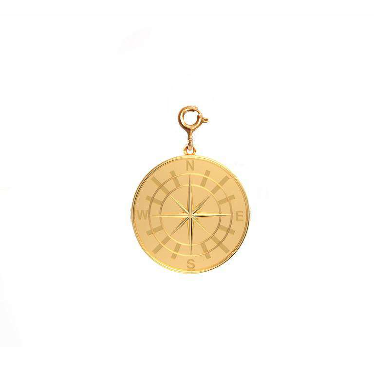 Memoire Collectable Compass Charm