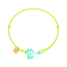Load image into Gallery viewer, Candy Mirror Palm Tree Bracelet - BRACELET - [variant.title]- Borboleta