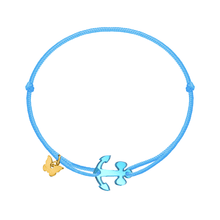 Load image into Gallery viewer, Mirror Candy Anchor Bracelet - BRACELET - [variant.title]- Borboleta