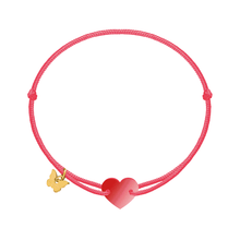 Load image into Gallery viewer, Mirror Candy Heart Bracelet - BRACELET - [variant.title]- Borboleta