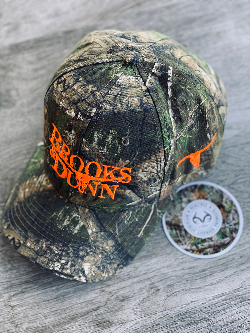 Brooks & Dunn Exclusive Realtree™ Camo Hat