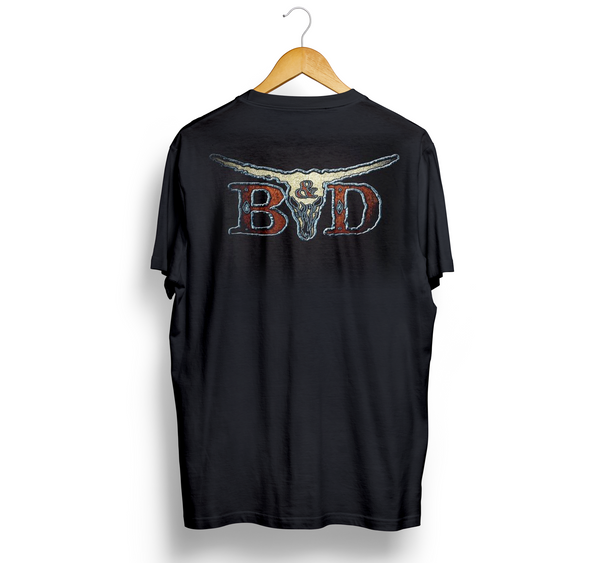 Brooks & Dunn 90's Waitin' On Sundown Tee