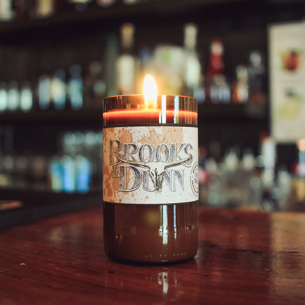 """Red Dirt Road"" Candle"