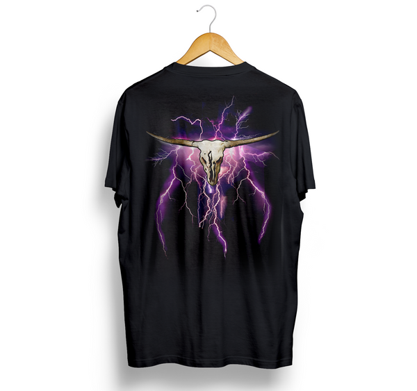 Brooks & Dunn 90's Lightning Tee