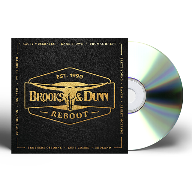Brooks & Dunn - Reboot (CD)