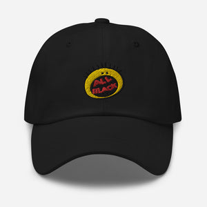"90s ""All Black"" Dad hat"