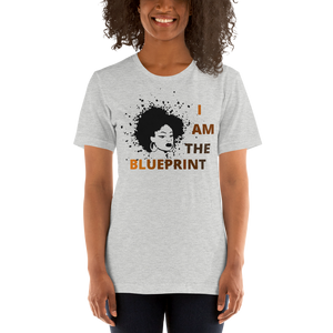 "Lady ""I Am the Blueprint"" T-Shirt"