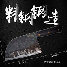 Load image into Gallery viewer, Handmade Forged Chef Knife - Home Garden Trend