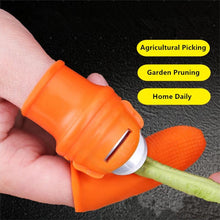 Load image into Gallery viewer, Silicone  Finger Knife - Home Garden Trend
