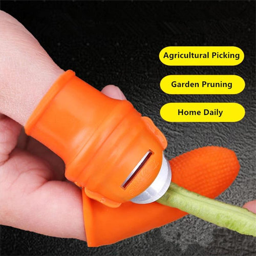 Silicone  Finger Knife - Home Garden Trend