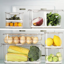 Load image into Gallery viewer, Refrigerator Food Storage Containers