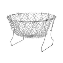 Load image into Gallery viewer, Stainless Steel Basket for kitchen Frying or Boiling Cooking Tools Accessories - Home Garden Trend