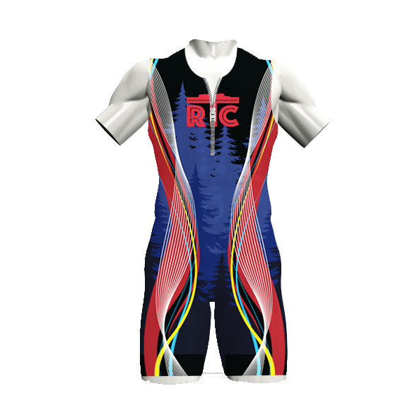RTC MEN'S ONE PIECE TRISUIT