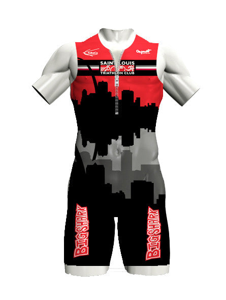 STL MEN'S ONE PIECE TRISUIT
