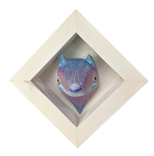 Load image into Gallery viewer, Wolf plaque-pearly pastel