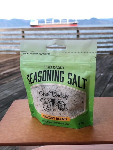 Chef Daddy Savory Blend Seasoning Salt (6 Ounce)