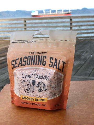 Chef Daddy Smokey Blend Seasoning Salt (6 Ounce)