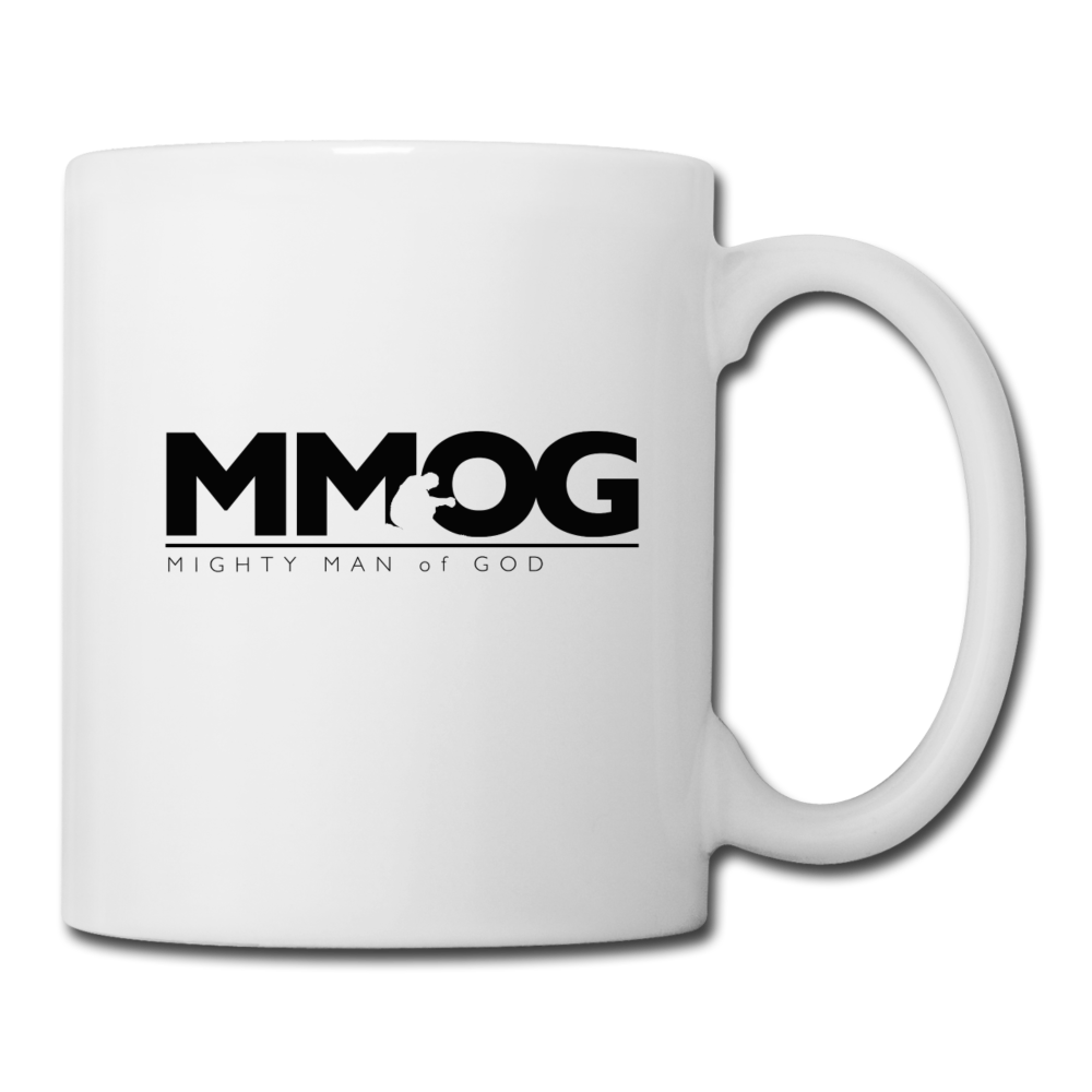 MMOG Coffee Mug - white
