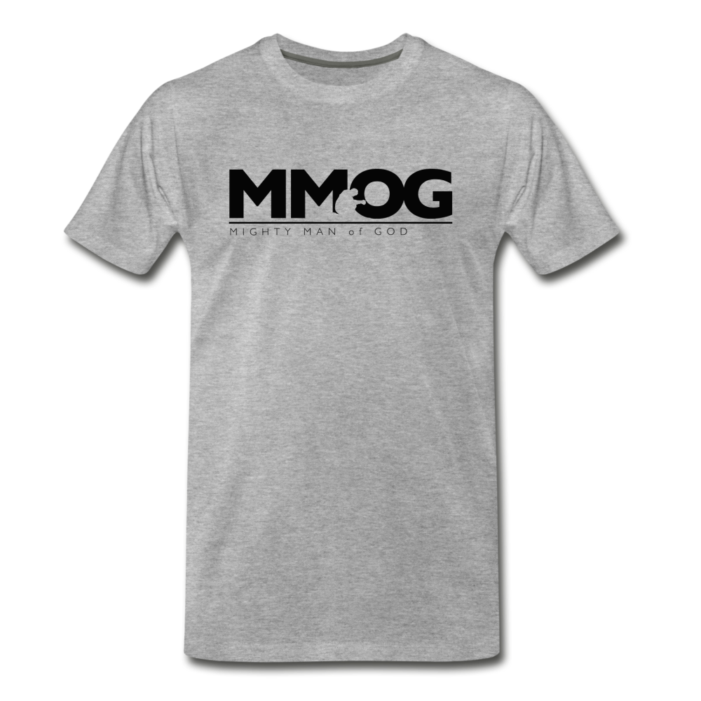 MMOG Men's T-Shirt - heather gray