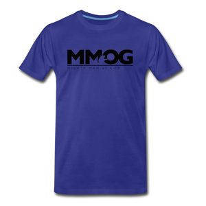 MMOG Men's T-Shirt - royal blue