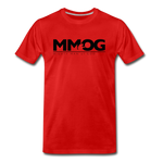 MMOG Men's T-Shirt - red