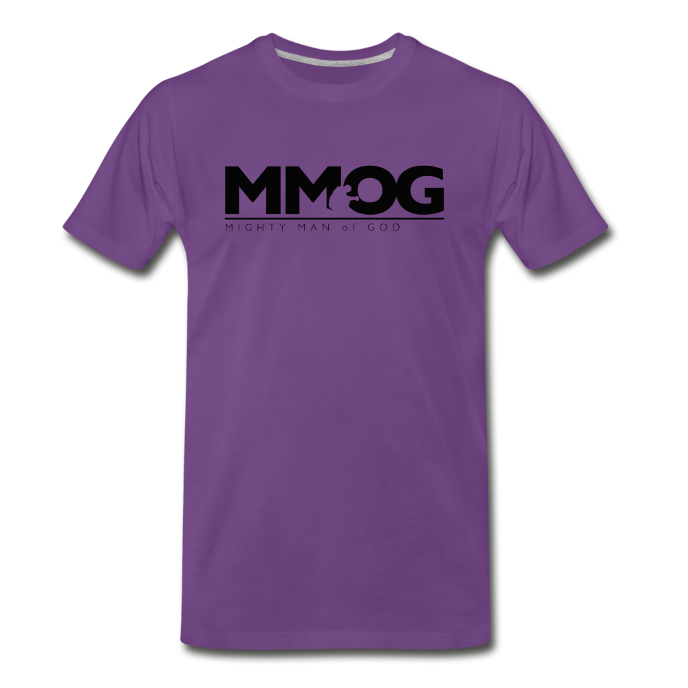 MMOG Men's T-Shirt - purple