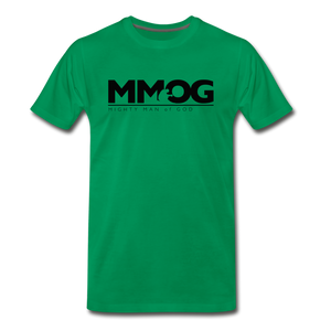 MMOG Men's T-Shirt - kelly green