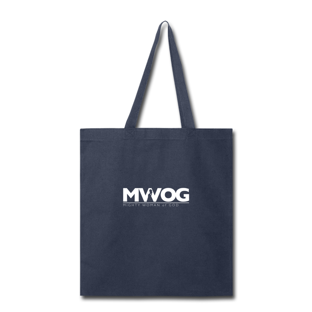 MWOG Tote Bag - navy