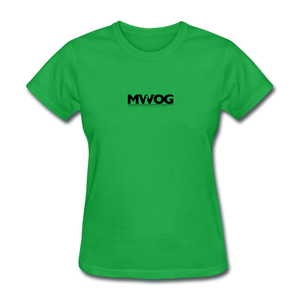 MWOG Women's T-Shirt - bright green