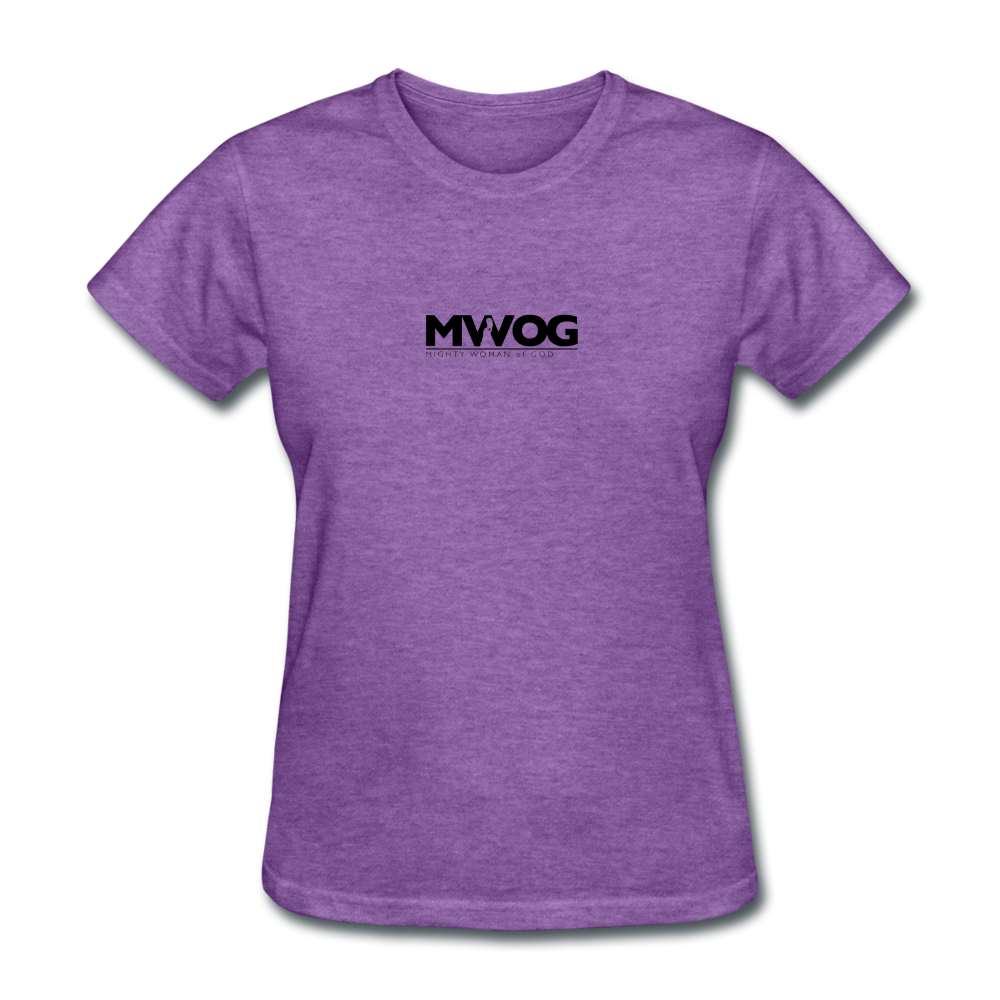 MWOG Women's T-Shirt - purple heather