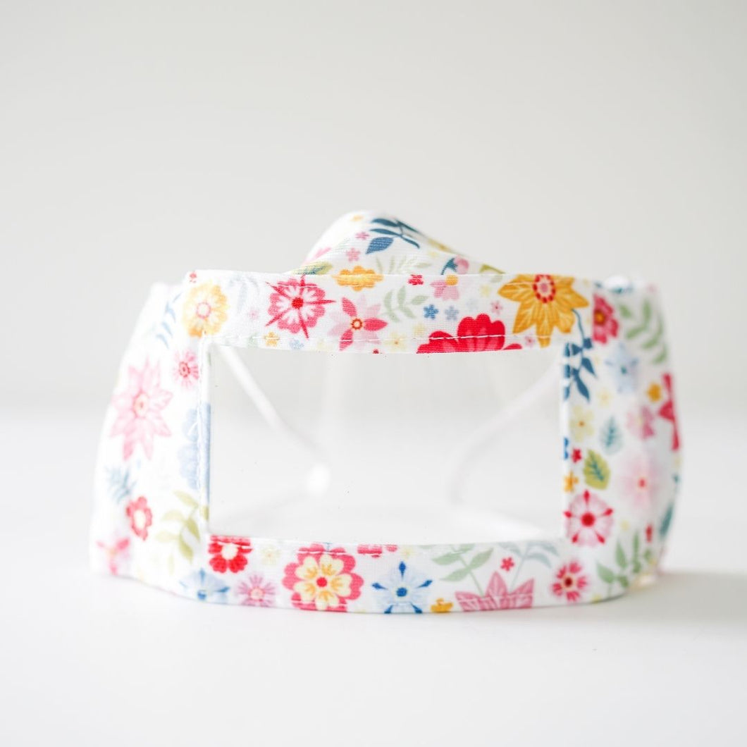 FASHION GRAPHIC ACCESS MASK - SPRING BLOOM