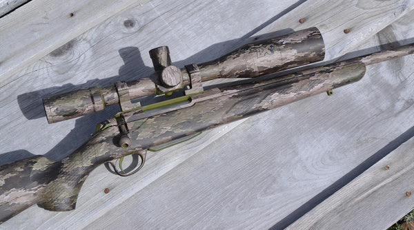 5 Good Reasons to Wrap Your Hunting Rifle in Camouflage