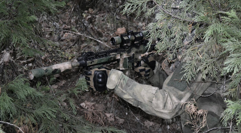 5 Reasons to Wrap Your Gun in Camouflage