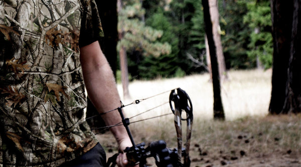Bow Hunt with Concealment and Confidence