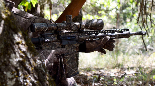 Obtain Effective Camouflage Concealment with GunSkins