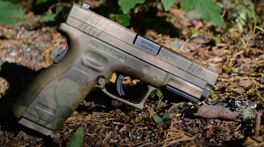 Wrap Your Gun in Camouflage | Turn Normal into Novelty