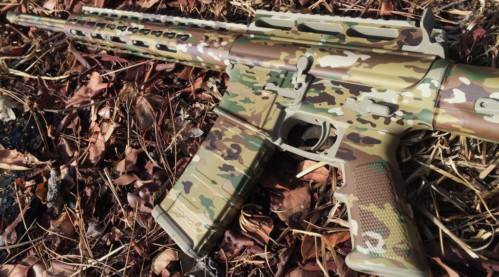 Gunskins blog hydro dipping vs gunskins camo wrap hydro dipping vs gunskins solutioingenieria Image collections