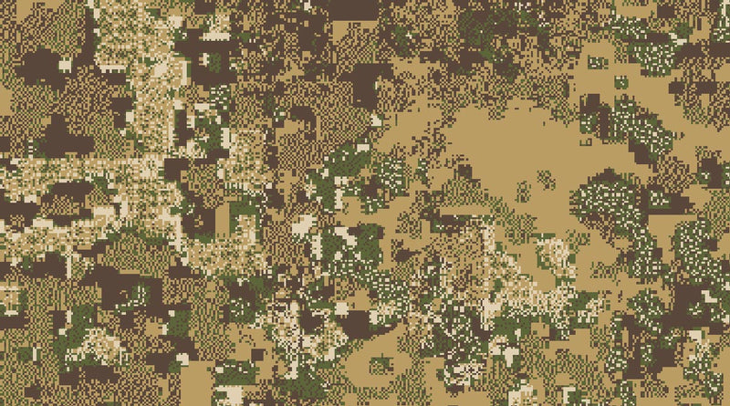 PenCott® BadLands is Effective Digital Camo for Dry Environments