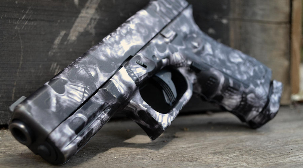 Gunskins Blog Product Feature Pistol Skin Camouflage