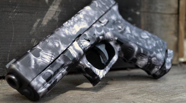 Product Feature: Pistol Skin Camouflage Kit
