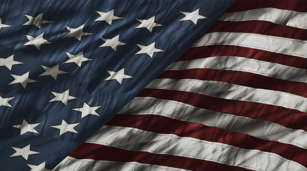 Celebrate America with Proveil Victory American Flag Pattern