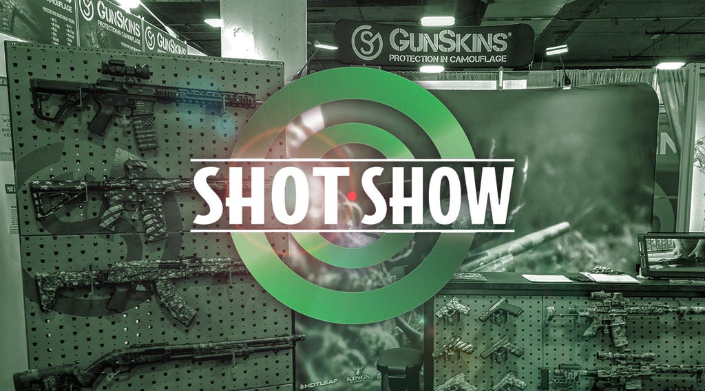 GunSkins at NSSF SHOT Show 2019 - Las Vegas, Nevada