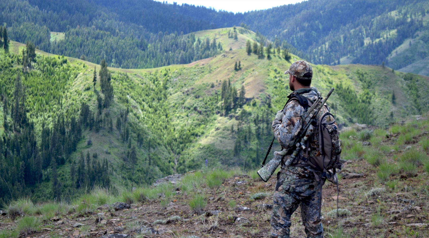 Choose the right location, and right gear to ensure a successful hunting trip