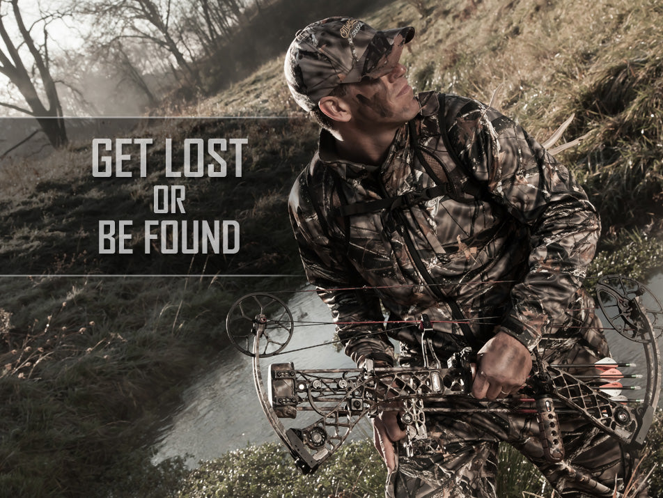 Get Lost or Be Found